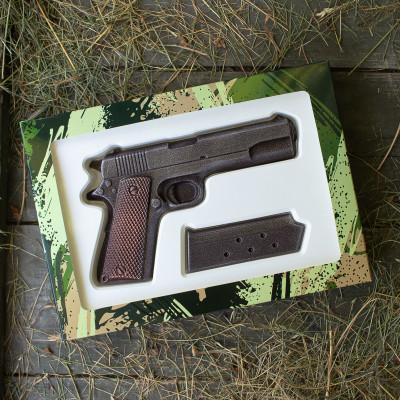 Шоколадный пистолет Colt